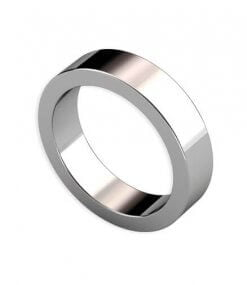 Ring vitguld