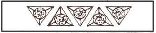 alliansring trekanter