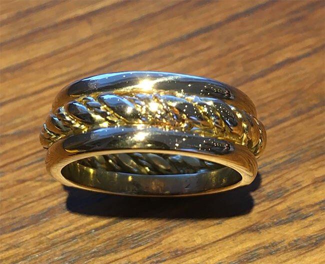 ring förstoras