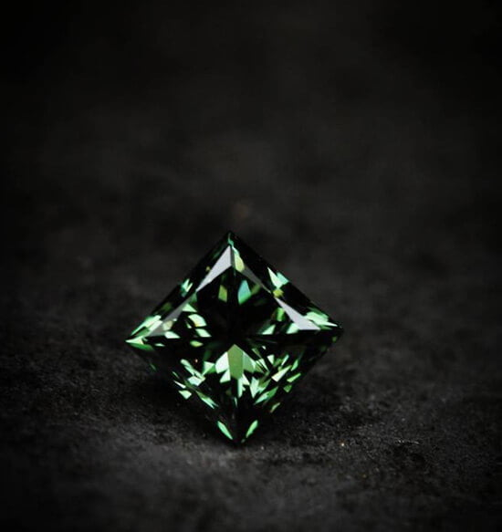 forrest green diamond