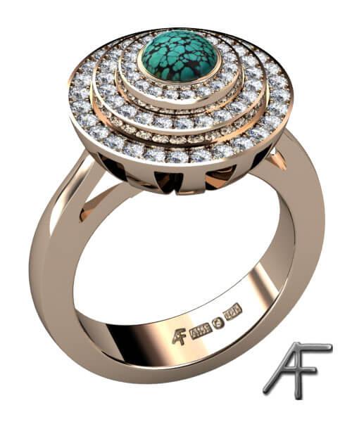 design ring smycken