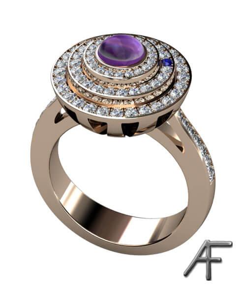 unikt smycke design