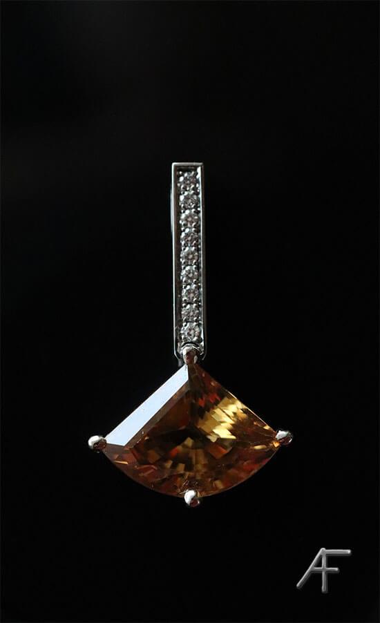 diamantsmycke designat