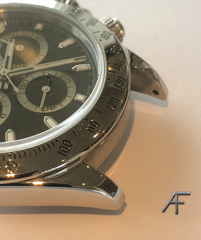 Rolex daytona reparerad